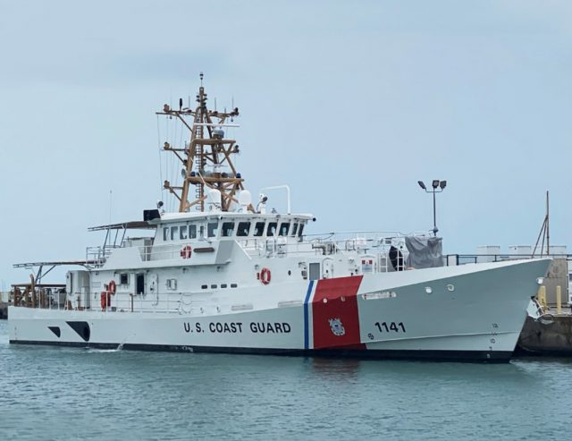 US Coast Guard FRC
