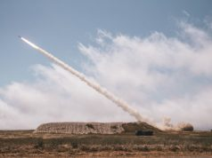 HIMARS launch