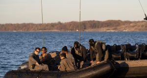 US - Swedish special operations forces exercise