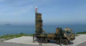 Cheongung II Surface-to-Air missile system
