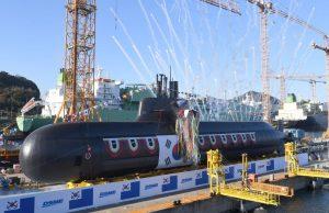 KSS-III submarine Ahn Mu