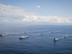 South American naval exercise UNITAS
