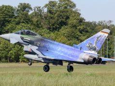 German Air Force Quadriga Eurofighter