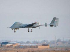 German Heron 1 UAS in Afghanistan