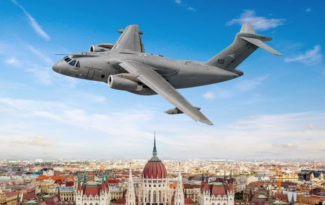 KC-390 for Hungary
