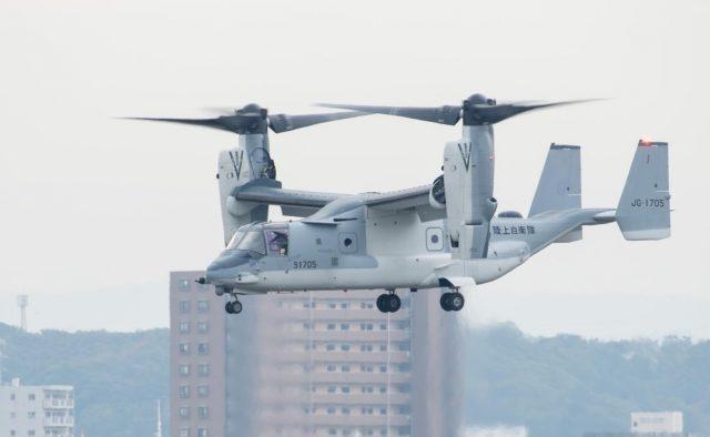 Japan Osprey V-22
