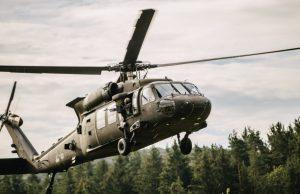 US Army UH-60 Black Hawk