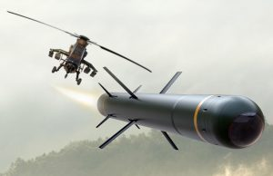 Tiger helicopter with MHT/MLP missile