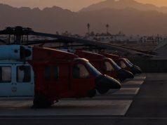 MFO Black Hawk crash in Sinai