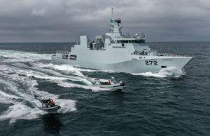 Pakistan Navy corvette PNS Tabuk
