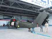 Philippine Air Force Blackhawks at Clark air force base