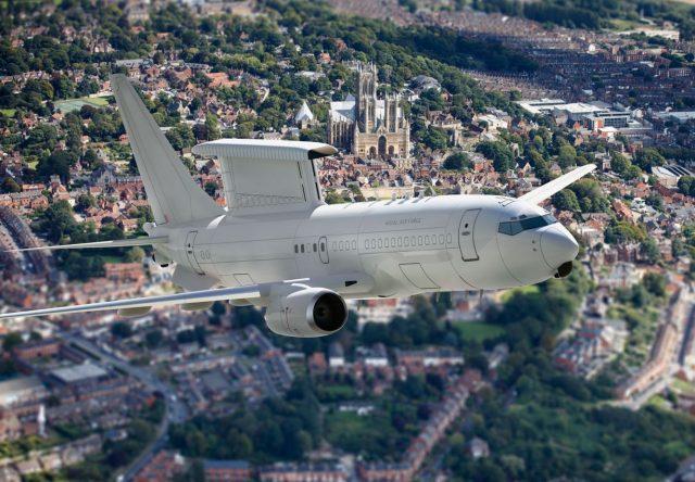 Royal Air Force E-7 Wedgetail