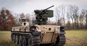 US Army RCV-L prototype