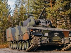 Swiss Army CV90
