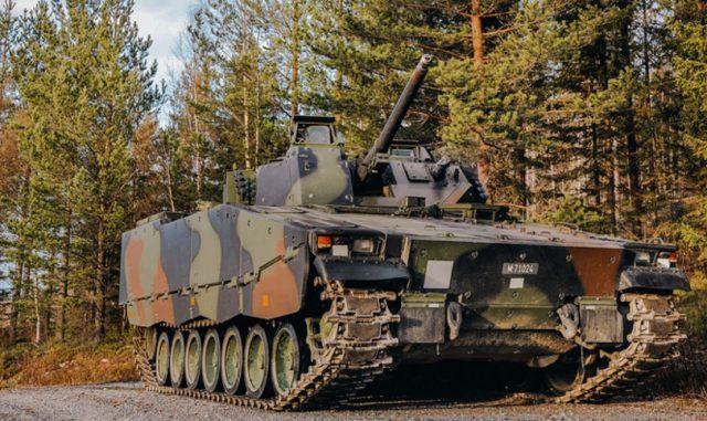 Swiss Army CV90