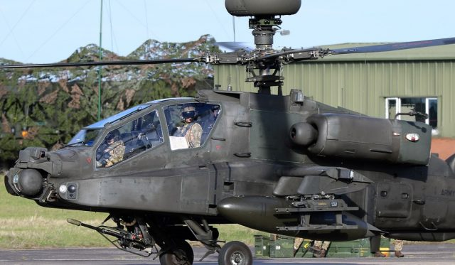 Royal Army Apache