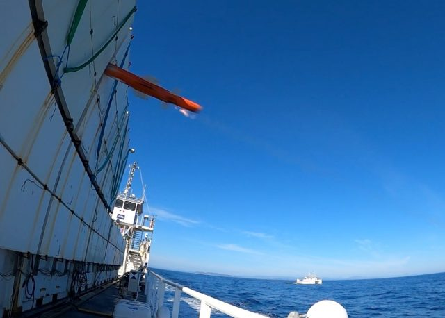 Sea Venom anti-ship missile