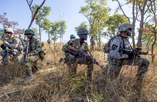 US Army in Africa