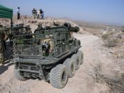 MUTT UGV during Project Convergence exercise