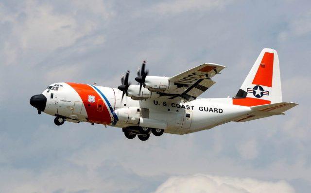 US Coast Guard Super Hercules