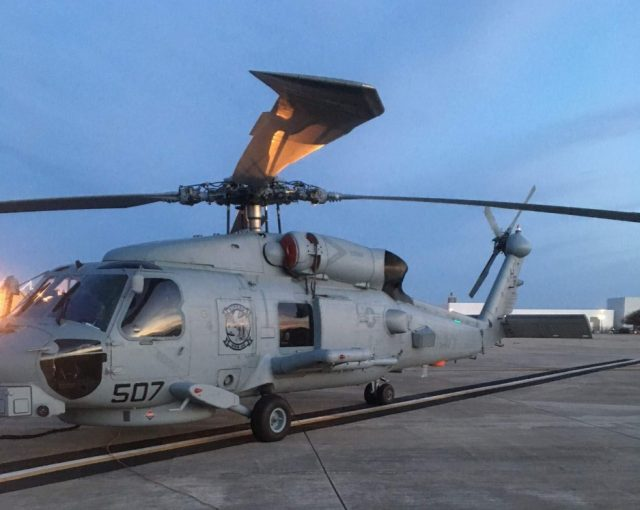 MH-60R MAD-XR