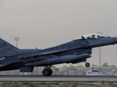 F-16CM fatal crash at Shaw Air Force Base