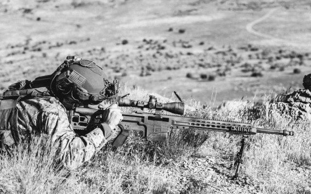 MRAD Mk22 Advanced Sniper Rifle