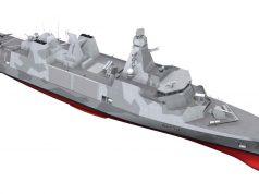 Type 31 frigate design
