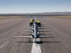 AI aircraft teaming