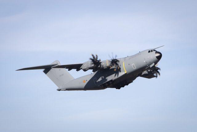 Belgian Air Force A400M