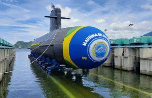Brazil's second Scorpene submarine Humaita