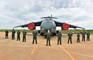 C-390 Millennium airlifter