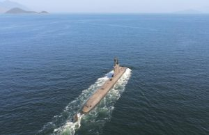 Brazilian Navy submarine Riachuelo