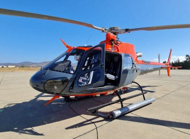 Chilean Navy H125
