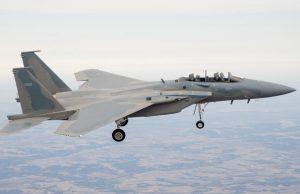 F-15SA flight in 2013
