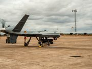 Spanish Air Force MQ-9A Block 5 RPA