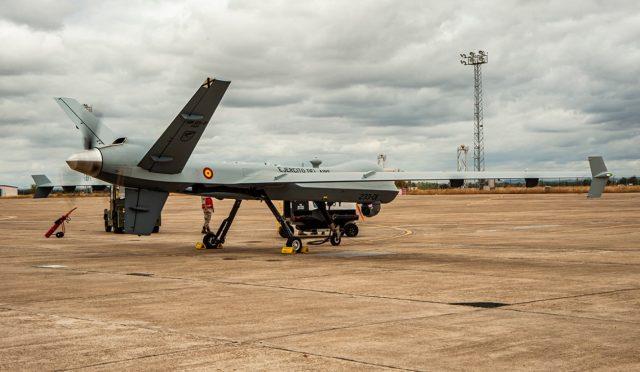 Spanish Air Force MQ-9A Block 5 RPA