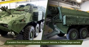 ACSV Royal Canadian Army