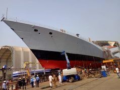 Indian Navy Project 17A frigate Himgiri