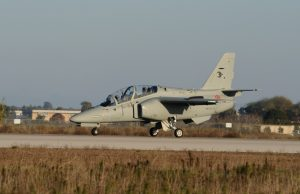 T-345A jet trainer
