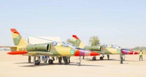 Nigerian Air Force L-39 Albatros