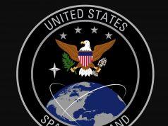 USSPACECOM logo