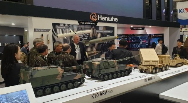 2019 AUSA exhibition