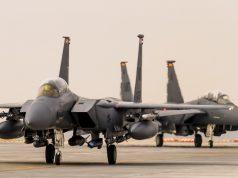 F-15E Strike Eagle in Asia