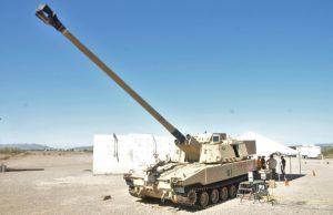 Extended Range Cannon Artillery (ERCA)RCA
