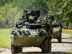50-kW laser for US Army Stryker
