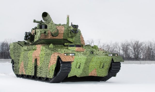 BAE Systems US Army MPF