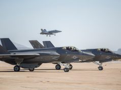 VMFA 314 declares their initial operational capability IOC for the F-35C Lightning II