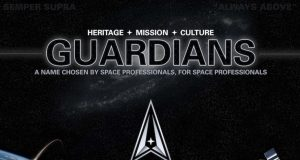 US Space Force Guardians