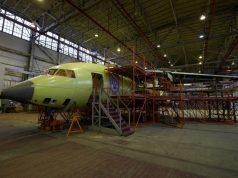 Antonov plant